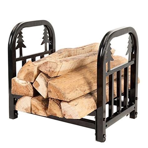 Small Firewood Rack by Hio Small Decorative Indoor Outdoor Firewood Racks 18 Inch