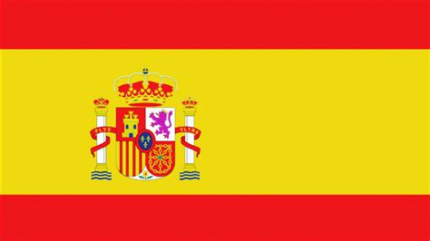 Spain Flag Free Coloring Pages Printable Spain Flag