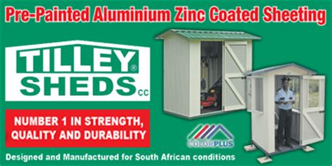 Tilley Sheds by Pietermaritzburg Wendy House Builders 1 List Of