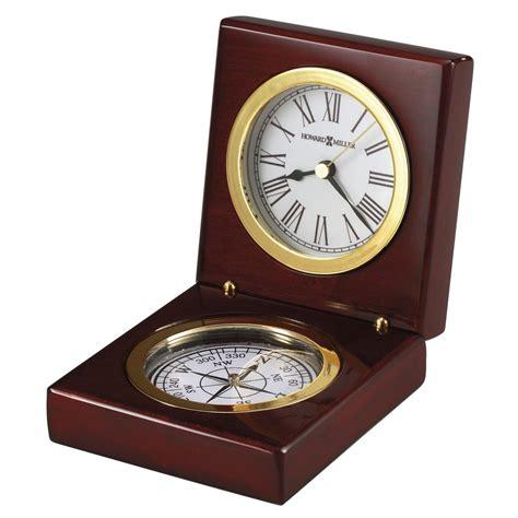 howard miller table clock pursuit table clock howard miller 645 730 clockshops com