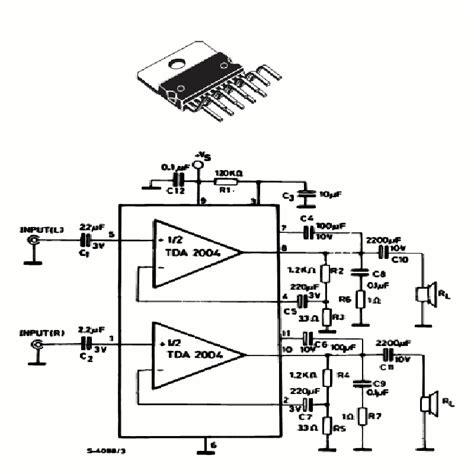 Power Lifier Ca 20 car power lifier schematic diagram wiring diagram