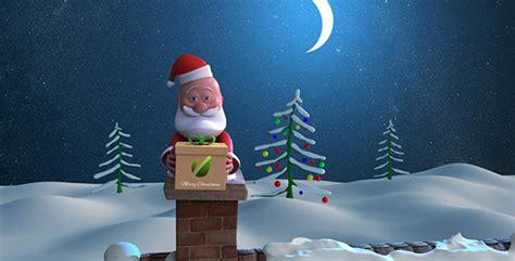 christmas santa by the yoshivara videohive