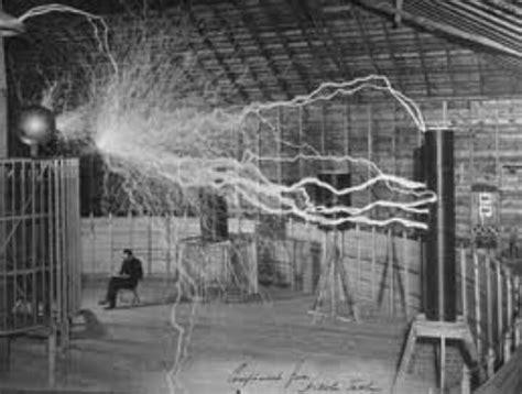 Nikola Tesla And The Tesla Coil Coil Workshop Nikola Tesla