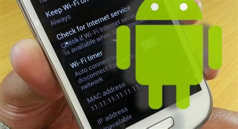 spoof mac address android spoof mac address on android phones guide pohax