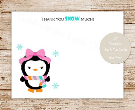 free printable winter note cards 4 best images of printable note cards winter free
