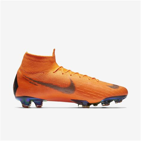 Nike Mercurial Superfly Elite nike mercurial superfly 360 elite fg total orange