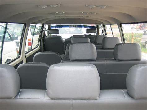 Toyota Liteace Interior by Auto Vermietung In Nepal Hiace Auto Mit Chauffeur