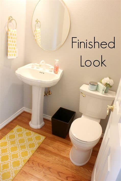 how to decorate a half bathroom how to decorate a half bath budget savvy diva