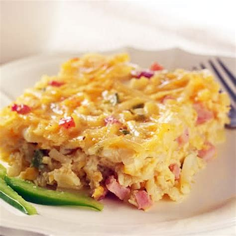 Chocolate Bookcase Creamy Sausage And Hash Brown Casserole For Festive Friday