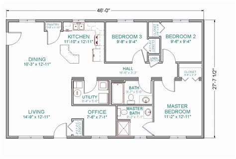ranch floor plans open concept small open ranch home plans ftempo
