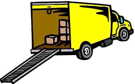moving clipart moving truck cliparts the cliparts