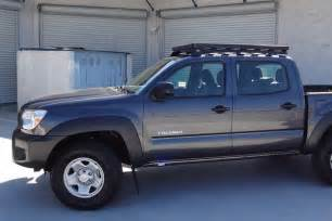 Toyota Tacoma Luggage Rack Front Runner Roof Rack For Cab Tacoma Grab A Wrench
