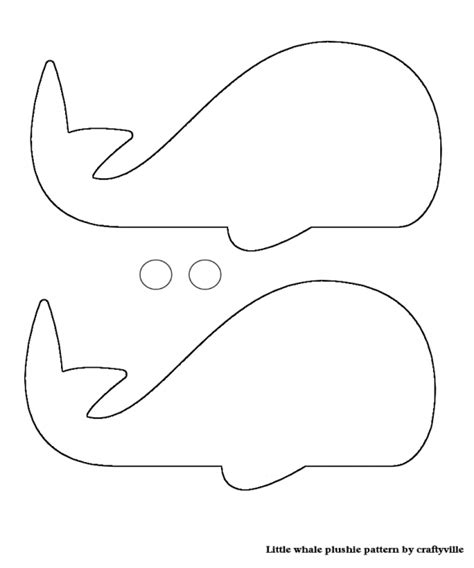 7 best images of stuffed sewing templates printable