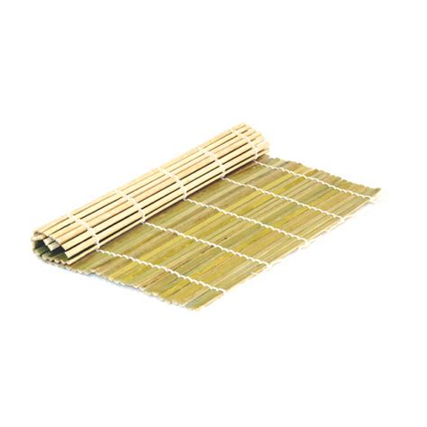 Rolling Mat by Flat Bamboo Sushi Rolling Mat Professional Sushi Rolling