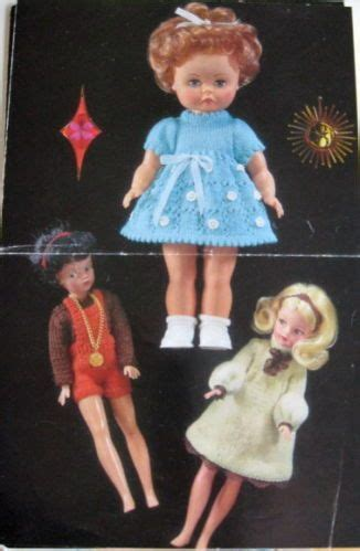 free sindy doll knitting patterns vintage 14 quot miss selfridge sindy dolls clothes