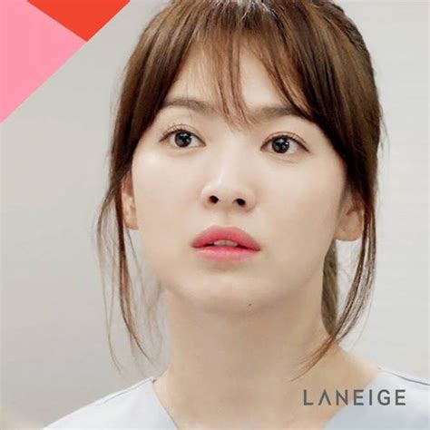 Laneige Lipstick song hye kyo makeup lipstick descendants of the sun kang