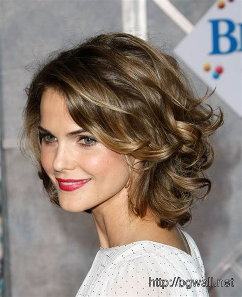 haircuts for thick curly hair and round faces short haircut for thick curly hair and round faces