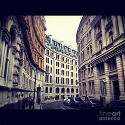 Architectural Plans Online London Architecture Photograph By Carly Athan