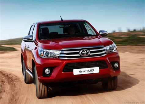 Toyota X Malaysia Price Malaysian Toyota Hilux Prices Revealed Drive Safe And Fast