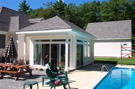 pool house plan pool house plans images