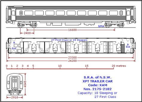 Sleeper Seat Layout by Xpt Trailer Page
