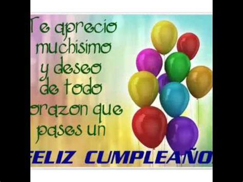 imagenes bonitas de cumpleaños para mi comadre feliz cumplea 241 os comadre youtube