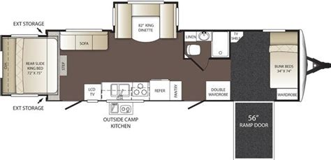 outback floor plans 2013 keystone outback 280rs travel trailer lexington ky