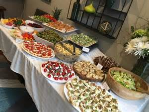food at a baby shower larrysmusings