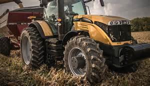 Challenger tractors whayne cat