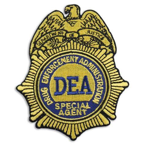 Dea Search Dea Special Badge Images