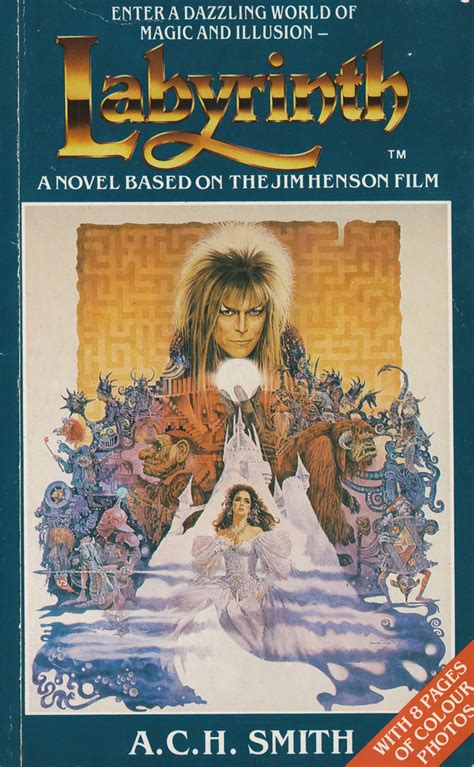 soul 30 years of fandom books labyrinth novelization labyrinth wiki fandom powered