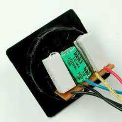 how do subwoofer capacitors work chunks of the frequency range how speakers work howstuffworks