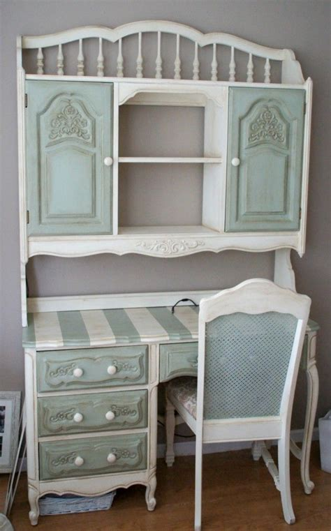Shabby Chic Style 3454 by Best 25 Shabby Chic Desk Ideas On