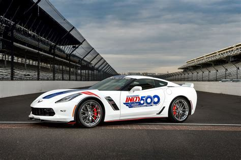indy  pace car   chevrolet corvette grand
