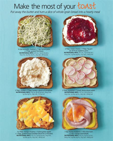 6 new toast topper recipes ask seek knock