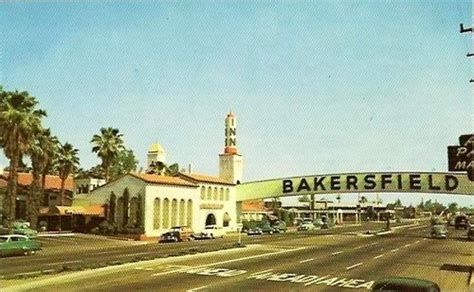 Bakersfield Search Bakersfield Inn Along Union Avenue It S A Bakersfield Thing You Wouldn T