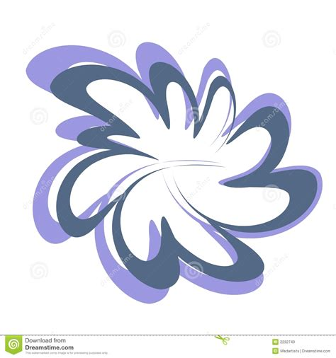 fiore designs abstract flower design clipart stock photo image 2232740