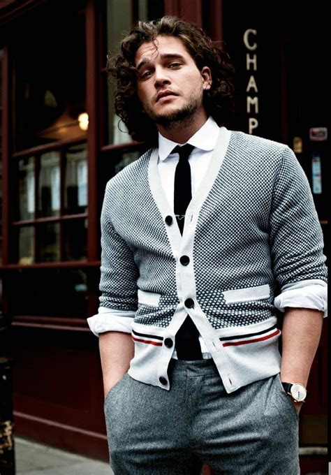 Hair Style Kit Name by Kit Harington Ganes Of Thrones Style Style