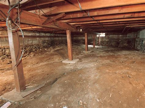 dirt floor basement solutions the cleanspace crawl space vapor barrier system