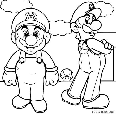 printable yoshi coloring pages for kids cool2bkids printable luigi coloring pages for kids cool2bkids