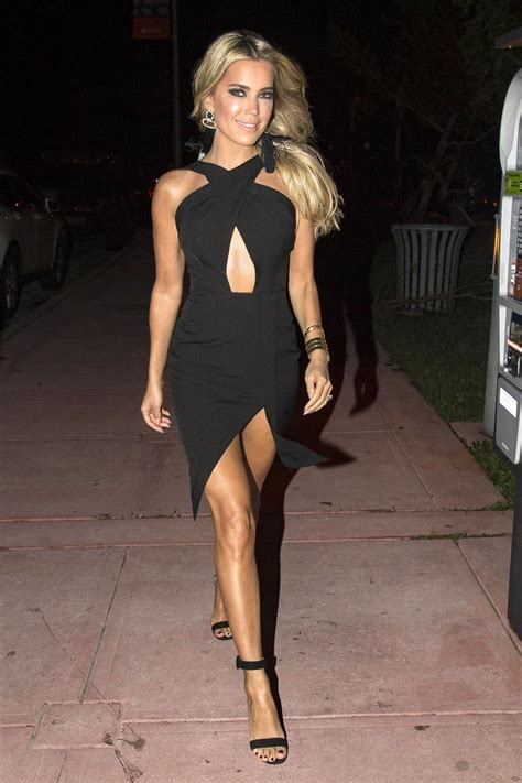 Silvie Dress sylvie meis looking stylish out in south miami