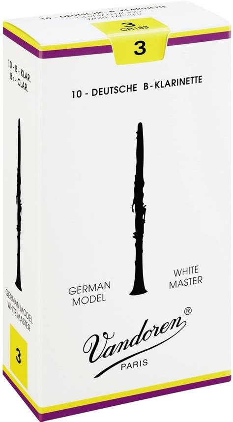 Chateau Saxophone Css 21 Cvl vandoren white master traditional klarinettenbl 228 tter