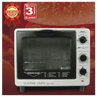 Oven Maspion Mot 600 jual oven toaster maspion mot 600 elektronik shop