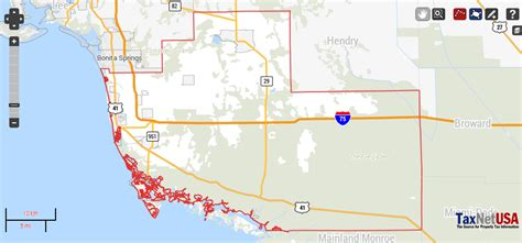 Collier County Property Tax Records Fl Collier County Florida Property Search And Interactive Gis Map
