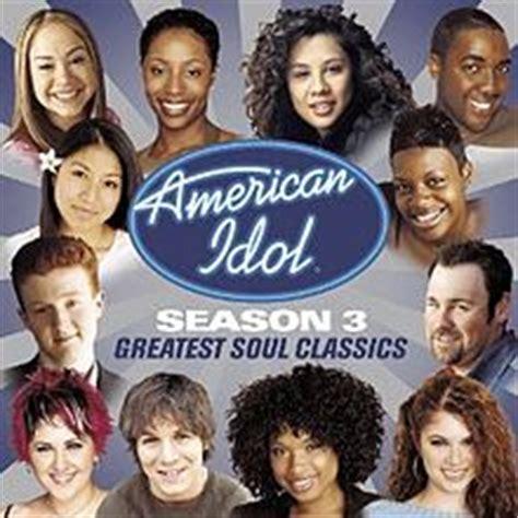 Cd Va Best Idol american idol season 3 greatest soul classics