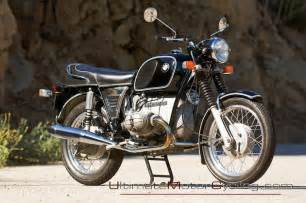 Bmw R75 5 1973 Bmw R75 5 Motorcycle Review