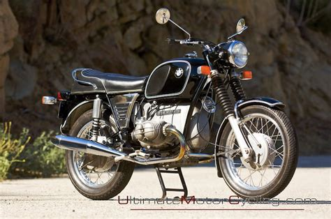 Bmw Motorrad R75 by 1973 Bmw R75 5 Motorcycle Review