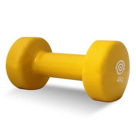 Dumbell 4kg dumbbells 4kg atleticore