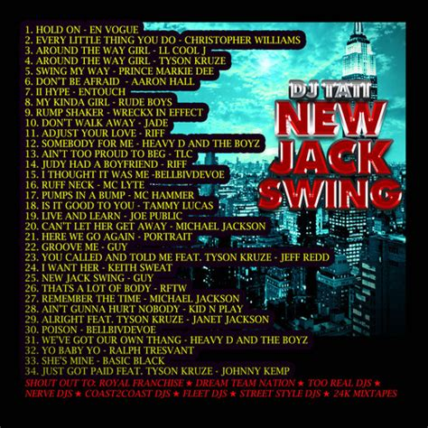 new swing dj tati new swing vol 1 spinrilla