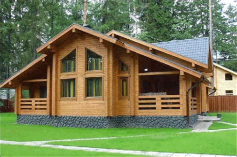 wood houses how to decorate a wooden house one decor